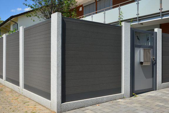 Duralin Leichtmetall GmbH Sichtschutz