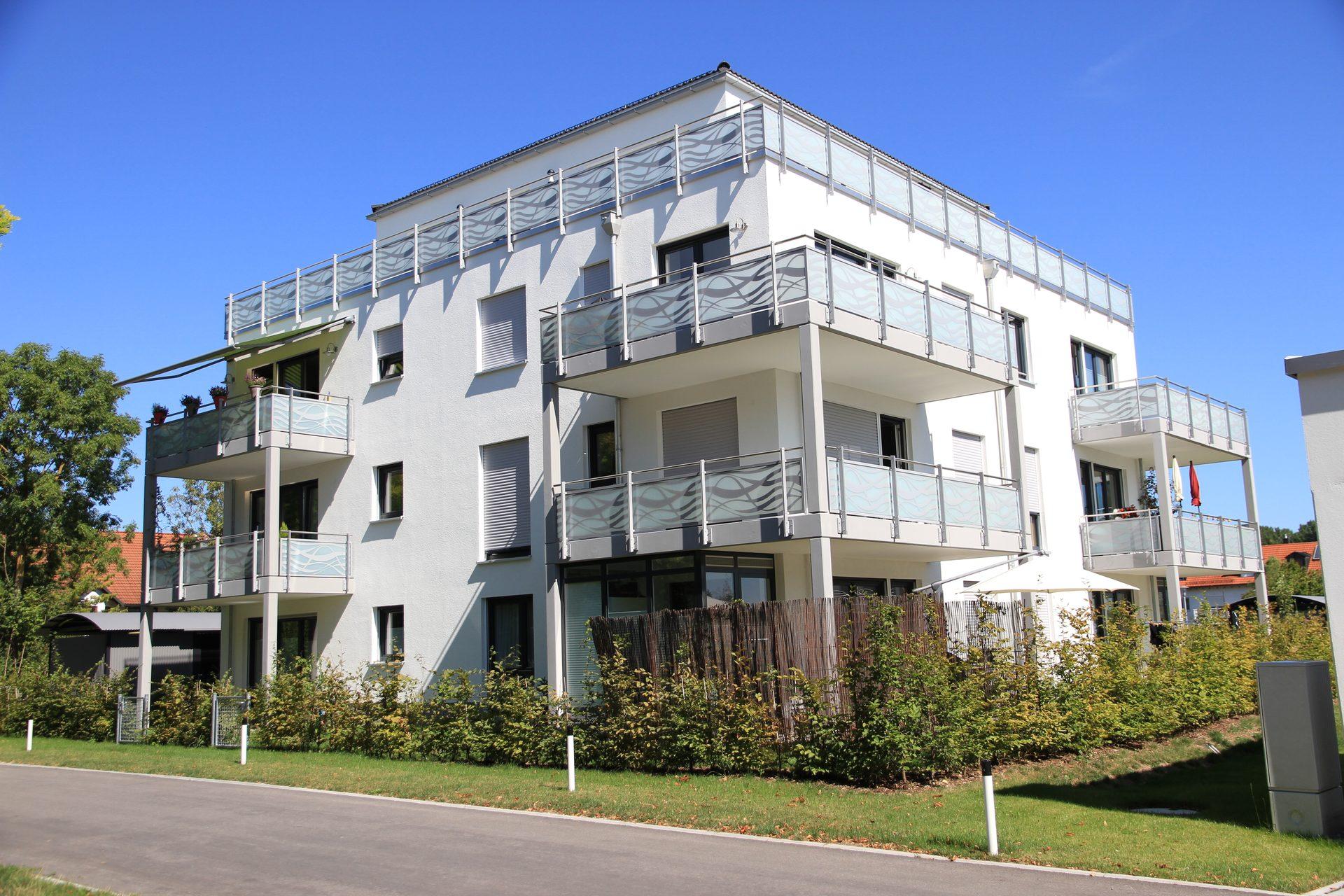 Duralin Leichtmetall GmbH Balkon und Dachterassengeländer