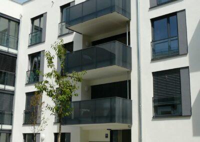 Duralin Leichtmetall GmbH Balkonangeländer