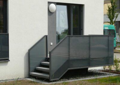 Duralin Leichtmetall GmbH Treppe