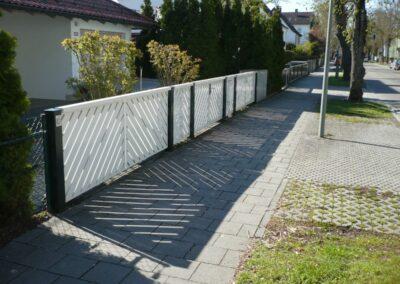 Duralin Leichtmetall GmbH Gartenzaun